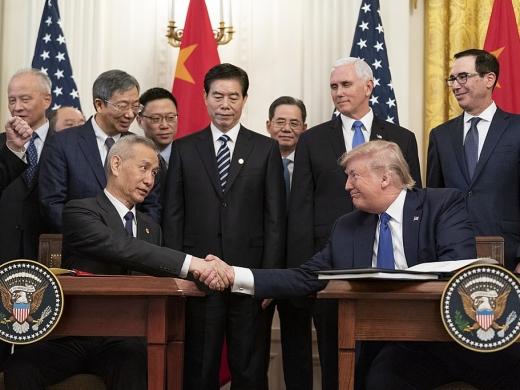 Η απειλή αμερικανικού πολέμου κατά της Κίνας