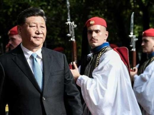 Ο πρόεδρος Xi Jinping στην Αθήνα